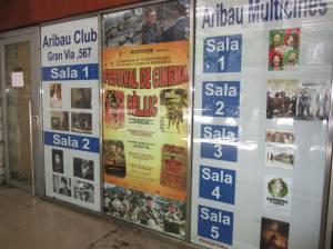 Cine Aribau