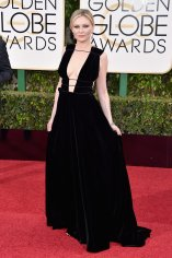 Kirsten-Dunst-Dress-Golden-Globes-2016