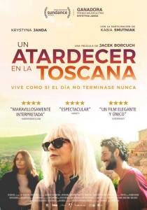 un_atardecer_en_la_toscana-cartel-8979